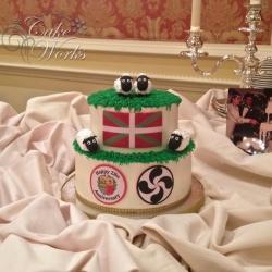 Basque Theme Anniversary