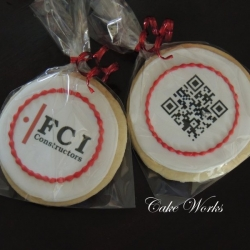 QR Business Cookies