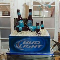 Bud Light Ice Chest