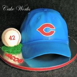 Cheyenne Raptors Baseball Hat
