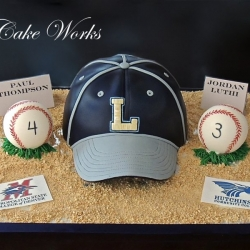 Baseball Hat Graduation