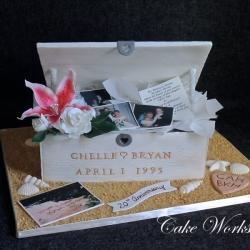 20th Anniversary Memory Box