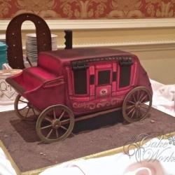 Deadwood to Cheyenne Stagecoach