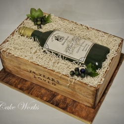 Wine Bottle Crate