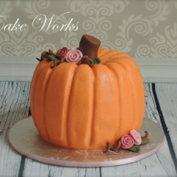 Vintage Fall Pumpkin