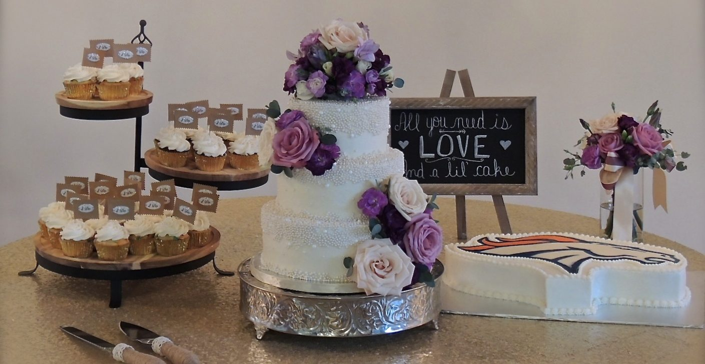 Love, Cake and Happily Ever After...